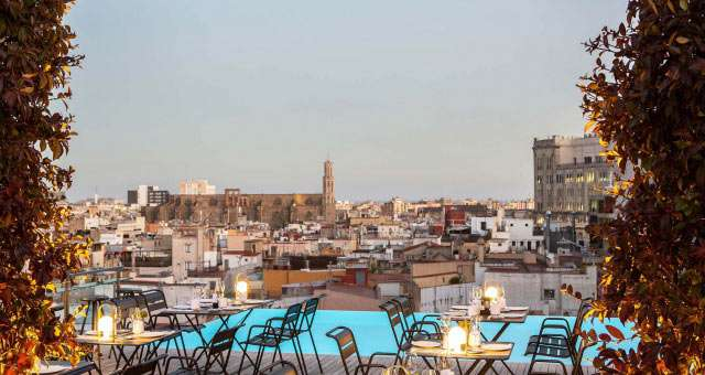 Grand Hotel Central 5 Star Hotel In Barcelona Official Web